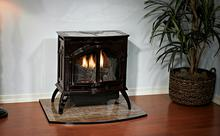 Vent-Free Cast Iron Stoves