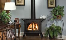 Direct-Vent Cast Iron Stoves