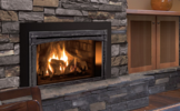 E33 Gas Fireplace Insert