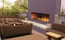 Empire WMH Outdoor Linear Fireplaces