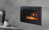 Supreme Astra 24 Clean Face Zero-Clearance Wood Burining Fireplace