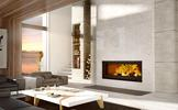 Valcourt FP16 St-Laurent Wood Fireplace