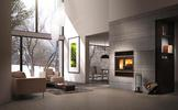 Valcourt FP2 Beaumont Wood Fireplace