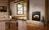 Valcourt FP10 LaFayette Wood Burning Fireplace