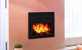 Supreme Galaxy Modern Zero-Clearance Wood Burining Fireplace