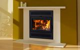 Supreme Astra 24 Traditional Zero-Clearance Wood Burining Fireplace